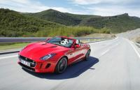 2014 JAGUAR F-TYPE: Sweet motor music