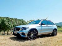 Mercedes' all-new GLC crossover will easily build on the GLK's success