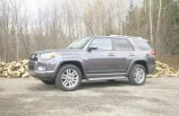 2013 TOYOTA 4RUNNER: Big, bold and brash
