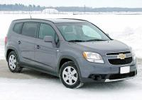 2013 CHEVY ORLANDO: Orlando makes the grade