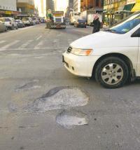 AUTO TECH: Watch for wonky wheels during pothole season