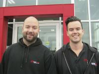Sons take family business into 21st century
