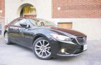 2014 MAZDA6 GT: stylish and frugal, but missing muscle