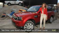 Test Drive: Land Rover's Range Rover on Off Road Course