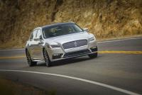 Lincoln Continental: Luxury at another level