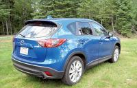2014 MAZDA CX-5: More horses on the team