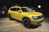 Expect Volkswagen's Atlas to be key player