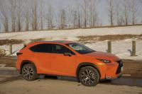 Lexus does its CUV just right