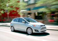 2013 FORD C-MAX HYBRID: Economical enough?