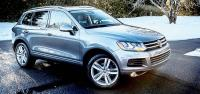 2013 VW TOUAREG: Right genes, right stuff
