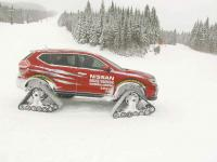 This Nissan Rogue is winter's worst nightmare