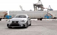 2013 LEXUS IS: Lexus steps it up