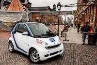 Car-sharing benefits may be exaggerated