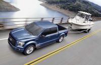 2017 Ford F-150 pickup gets minor fuel-economy bump