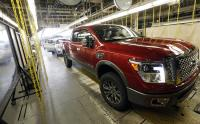 Auto sales hit April record on trucks and SUVs
