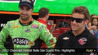 2012 Chevrolet Detroit Belle Isle Grand Prix: Highlights