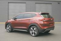 Beneath the Shine: 2016 Hyundai Tucson powertrain