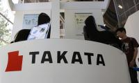 Takata taps financial adviser as recall costs mount