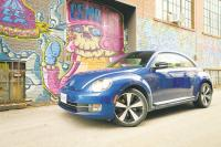 2013 VW BEETLE SPORTLINE: We have a bit of a tomboy here