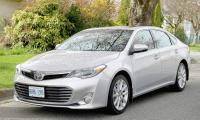 2013 TOYOTA AVALON: Upscale luxury, downscale price
