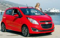 2013 CHEVY SPARK: Small size, big heart
