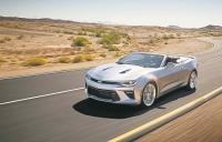 Chevrolet reveals all-new 2016 Camaro convertible