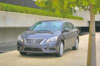 2013 NISSAN SENTRA: Back in the spotlight