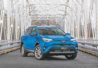 Toyota RAV4 hybrid loaded with innovation