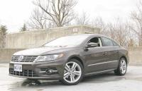 2013 VOLKSWAGEN CC: A Volky, you say?