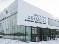 River City opens new auto body shop