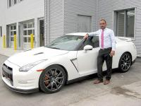 Vickar Nissan welcomes new supercharged GT-R