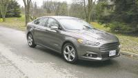 AUTO TECH: Fusion Hybrid earns Ford Canadian green award
