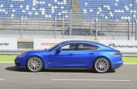 Porsche unveils new and improved Panamera