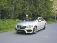 Safety a priority in Mercedes-Benz C-Class