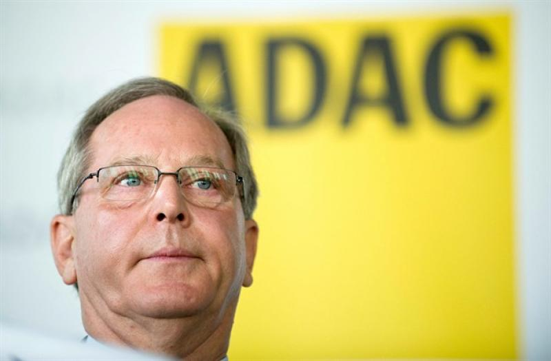 23, 2013 file picture head of Germany's main auto club, ADAC, Peter Meyer speaks during a press conference in Duesseldorf, Germany. - kjqibddal37k0getepdp-9829180