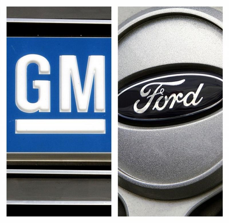 ford vs gm