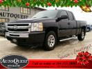 Pre-owned/used 2009 Chevrolet Silverado 1500 LT - 4.8L 4X4 EXTENDED CAB - ACCIDENT FR