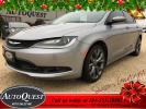 Pre-owned/used 2015 Chrysler 200 FWD with LOW mileage & Remaining Factory