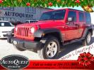 Pre-owned/used 2010 Jeep Wrangler Unlimited Sport 4X4 - ACCIDENT FREE!!