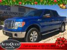Pre-owned/used 2011 Ford F-150 XTR SuperCrew 4X4 - Accident & Claim Fre