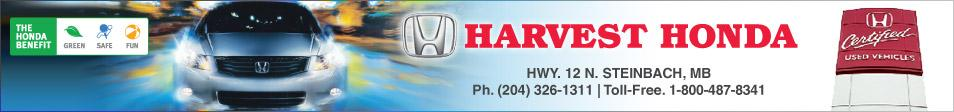 Harvest Honda