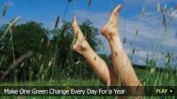 Eco-Challenge: Make One Green Change Every Day For a Year