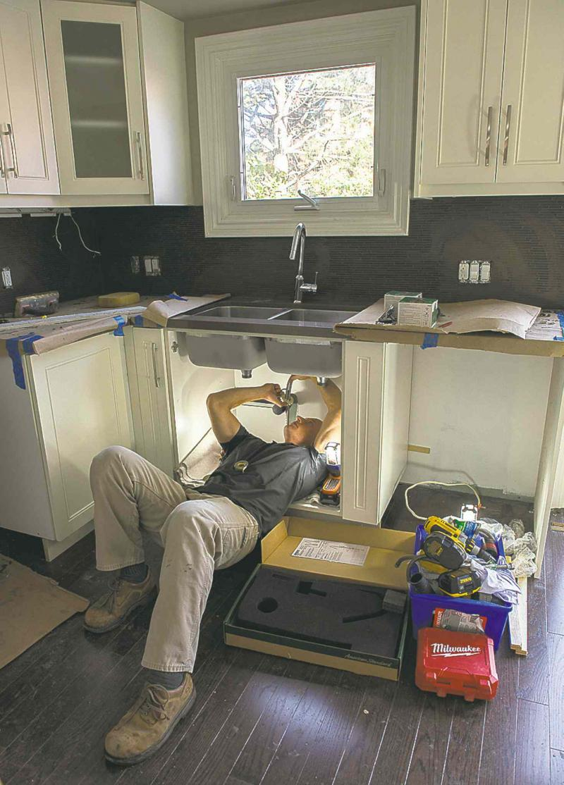 Mike Holmes How To Hire A Good Plumber Winnipeg Free Press Homes
