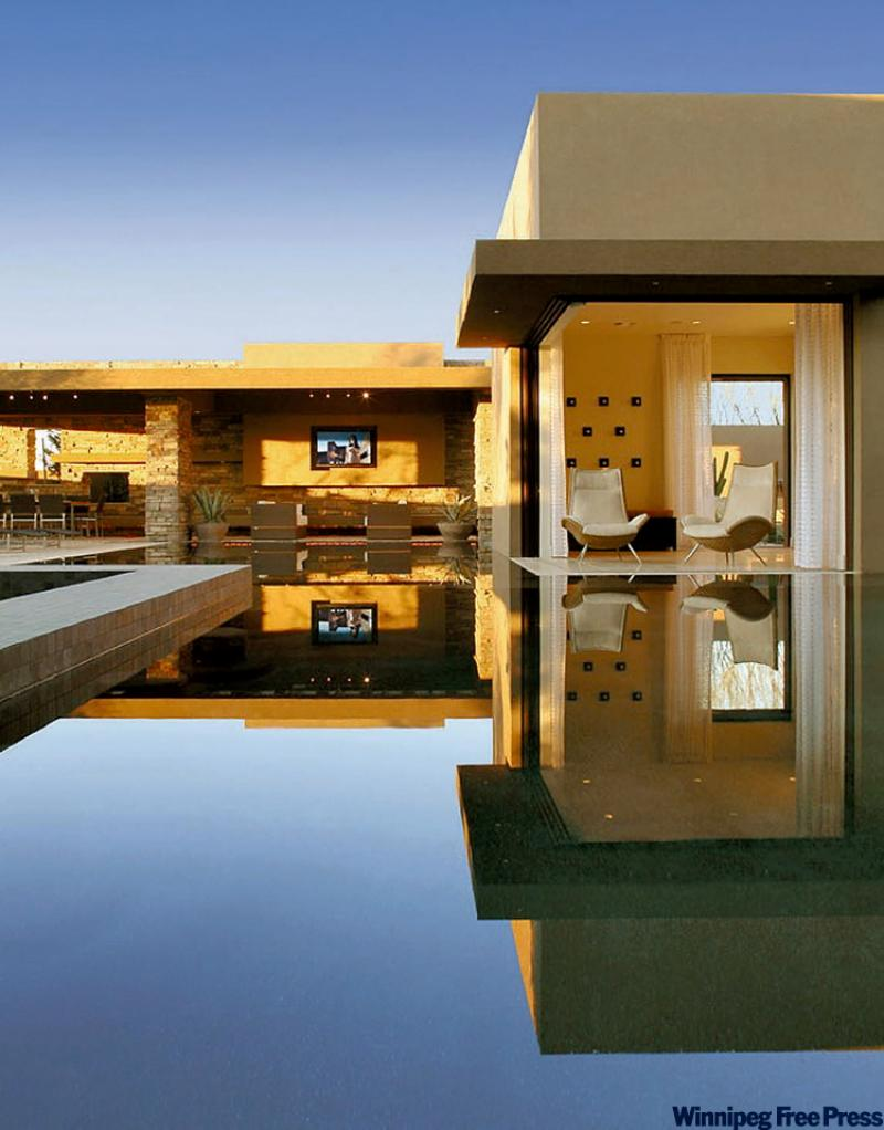 builder gambles on big green homes winnipeg free press homes. Black Bedroom Furniture Sets. Home Design Ideas