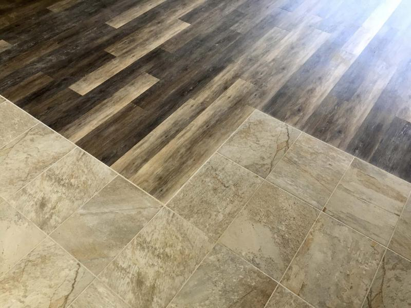 How to do laminates all by yourself winnipeg free press for Laminate flooring winnipeg