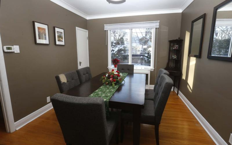 from top the house s full basement has been meticulously renovated