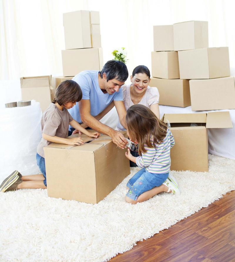 <p>Fotolia</p><p>Once you've decided a move is going to happen, it's never too early to get started packing. </p>