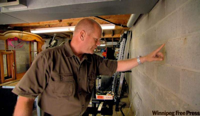 MIKE HOLMES: Foundation Cracks Can Have Many Causes