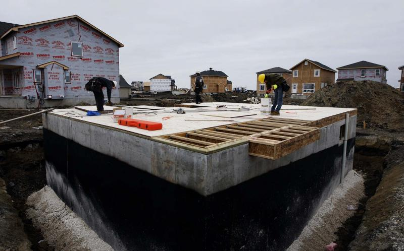 <p>KEN GIGLIOTTI / WINNIPEG FREE PRESS </p><p>Energy efficiency features remain tops for new home owners throughout the nation. </p>