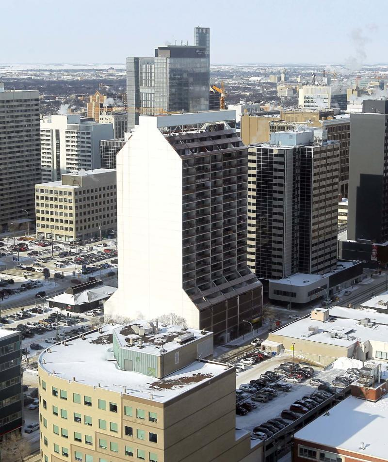 <p>BORIS MINKEVICH / WINNIPEG FREE PRESS</p><p>The population of the city of Winnipeg grew by 6.3 per cent over the past five years, higher that the national average of 5.8 per cent.</p>